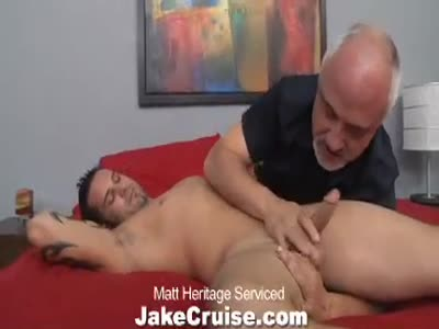 Matt Herritage Ser - Older Gay Men