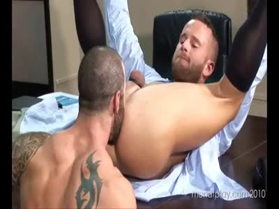 Who The Fuck Are You? - Gay Hunk