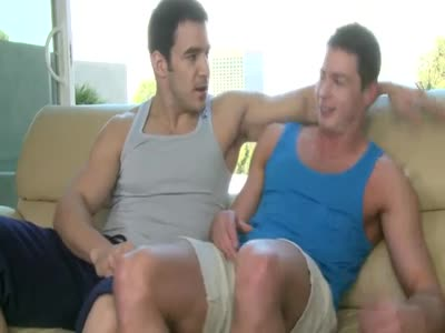 Chris & Jay - Gay Hunk