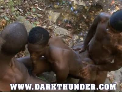 David Glover Intrigue  - Gay Black Porn