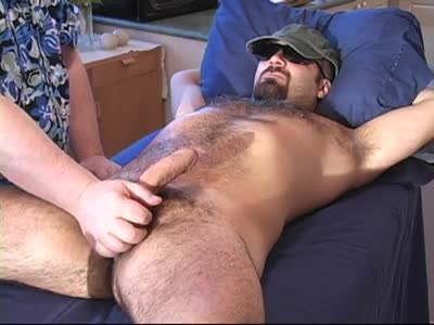 Andy - First Contact - Gay Bear Sex
