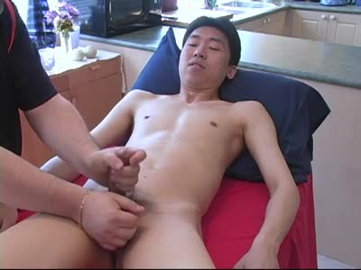 Lesandro And His Toy - Asian Gay Sex