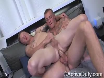 Austin Carson & Du - Gay Military Sex