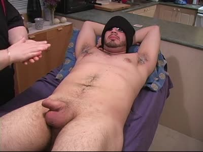 Chris - First Contact - Gay Bear Sex