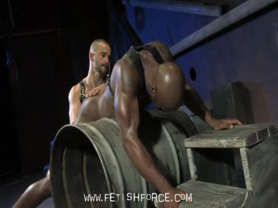 Coops First Fist - Gay Black Porn