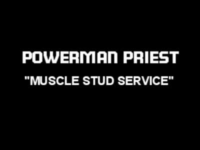 Power Man Priest - Gay BodyBuilder