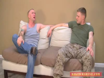 Hot Military Suckoff - Gay Military Sex