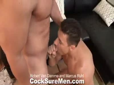 Robert And Marcus - Gay BodyBuilder