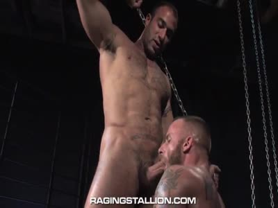 Derek Parker And S - Gay BodyBuilder