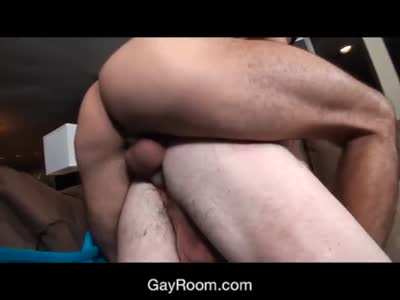 Gayroom Hanging Out - Hardcore Gay Sex