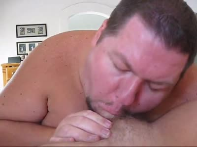 Chub Chaser Threeway,  - Gay Bear Sex