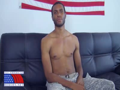 Hung Military Boy - Gay Black Porn