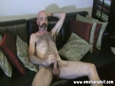 Very Hairy Everywh - Gay Bear Sex