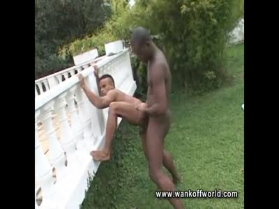 10 Inches Of Black Mea - Gay Black Porn