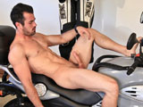 Gay Porn from DylanLucas - Brock-Cooper-Motorcycle-Solo