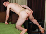 Gay Porn from CollegeDudes - Ryan-Holtz-Busts-A-Nut