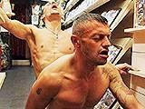 Gay Porn from AllRealBareback - Bareback-Fuck-In-A-Sexshop
