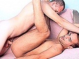 Gay Porn from Barebacked - Gay-Hunk-Cock-With-Cum