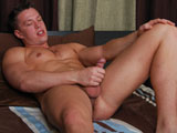 Gay Porn from CollegeDudes - Drew-Brady-Busts-A-Nut