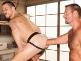 Gay Porn from ClubInfernoDungeon - Wrecking-Crew-Scene-1