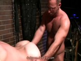 Gay Porn from Darkroom - Cruel-Geek-Fisted-My-Ass