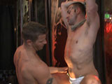 Gay Porn from BoundInPublic - Jeremy-Everett-Sebastian-John-And-More