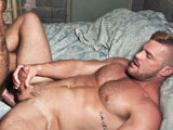 Gay Porn from LucasEntertainment - Jessy-Ares-Pounds-Landon-Conrads-Ass