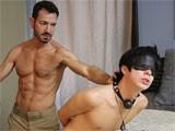 Gay Porn from Phoenixxx - Little-Slave-Guy-Kyler-Moss