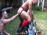 Gay Porn from RawAndRough - Outodoor-Fist-Fuck