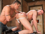 Gay Porn from ClubInfernoDungeon - Red-Handed-Scene-1