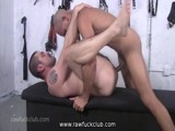 From RawFuckClub - Antonio-And-Dominic-Rough-Fuck