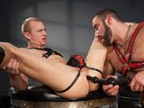 Gay Porn from ClubInfernoDungeon - Spencer-Reed-And-Randall-Oreilly
