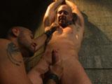 Leo-Forte-And-Mitch-Vaughn - Gay Porn - boundgods