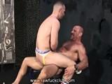 Gay Porn from RawFuckClub - Jim-Ferro-Breeds-Owen-Hawk