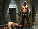 Hayden-Richards-And-Sebastian-Keys - Gay Porn - boundgods