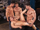 Gay Porn from falconstudios - Body-Shop