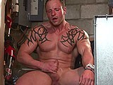 Gay Porn from mission4muscle - Wesley-Steel-Working-Man
