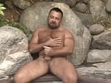 Gay Porn from BearBoxxx - Outdoor-Bear-Jackoff