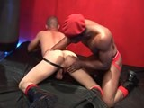 Gay Porn from Darkroom - Three-Way-Hole-Abuse