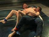 Gay Porn from nakedkombat - Will-Parks-Vs-John-Jammen