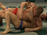 Gay Porn from nakedkombat - Andrew-Blue-Vs-Alex-Adams