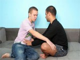 Gay Porn from ManButtered - Gay-Ass-Perfect-Cumshot
