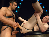 Gay Porn from ClubInfernoDungeon - Hole-Busters-10-Scene-1