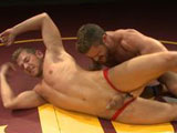 Gay Porn from nakedkombat - Alex-Adams-Vs-Landon-Conrad