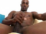 Gay Porn from StrongMen - Deshaun-A-Black-Muscle-Hunk