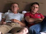 Brock-And-Bryce-Oral - Gay Porn - activeduty