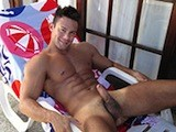 Luca Is Ripped - Lucas Kazan