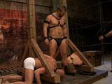 Gay Porn from boundgods - Van-Jeremy-Alex-Adams-And-Chad-Rock