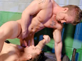 Gay Porn from nextdoorbuddies - Blue-Steel