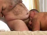 Gay Porn from BearBoxxx - Woof-Strapped